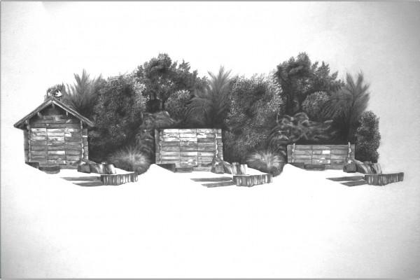 karine pradier artiste rennaise s rigraphies et dessins rennes. Black Bedroom Furniture Sets. Home Design Ideas